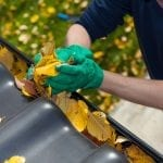 Clean your gutters. How to clean clogged gutters in the Bay area
