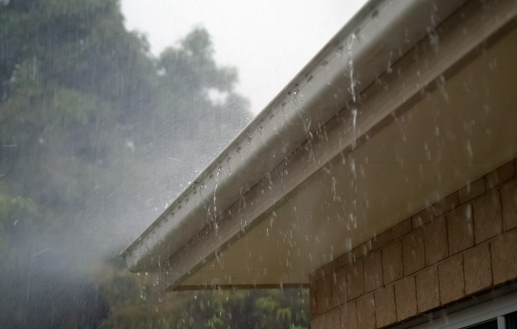 Clean the Gutters - Roof care tips by Bay 101 Roofing